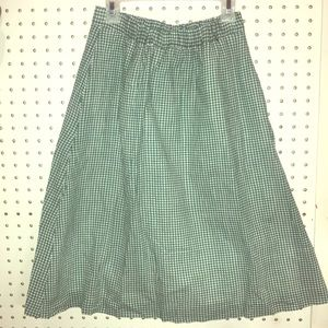 *NWOT*JCrew women's skirt size 0